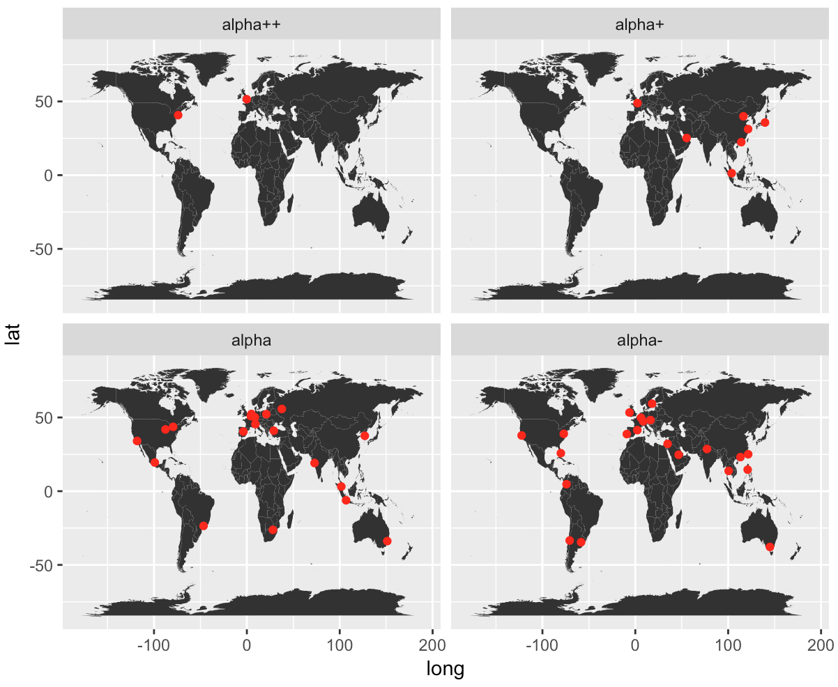 "Mapping ""world cities"" in R"